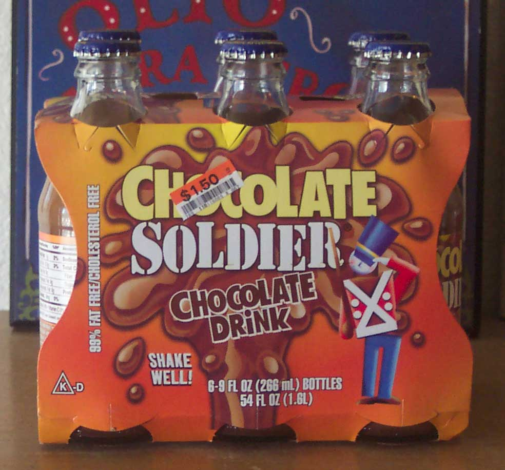Ration Reality Product Test Chocolate Soldier Ration