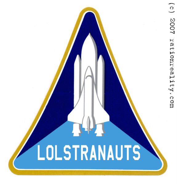 lolstronauts badge
