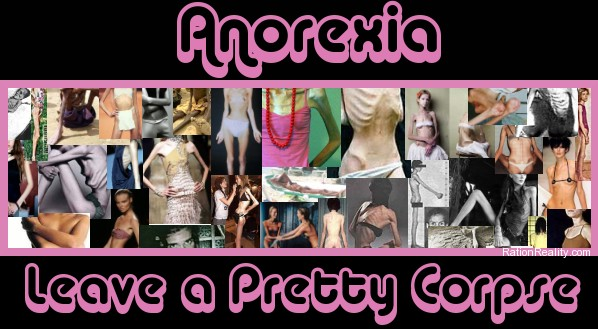 Anorexia - Leave a Pretty Corpse