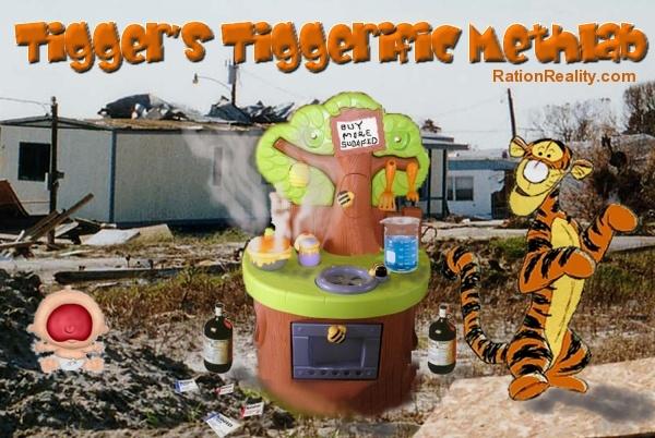 tiger's tiggerific methlab