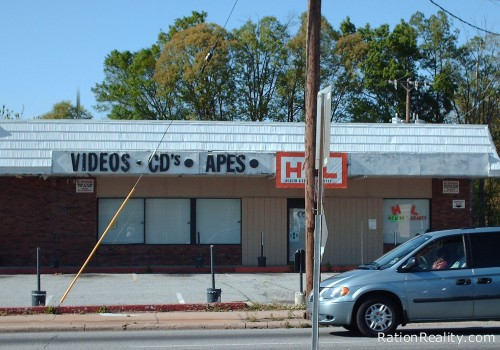 videos cd's apes